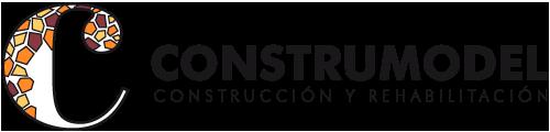 CONSTRUMODEL Construcción y Rehabilitación Integral Barcelona Logo